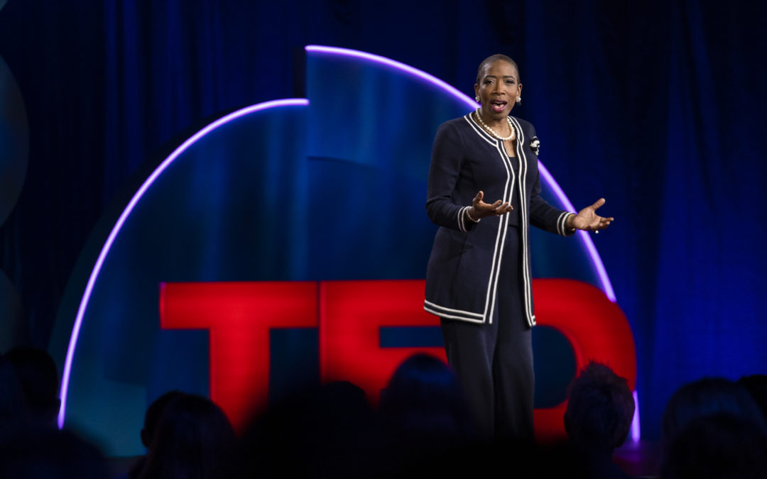 Carla's TED Talk: How to find the person who will help you get ahead at work