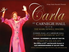 Carla at Carnegie Hall: The Power of Intentional Praise